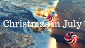 Christmas in July Photo Ideas